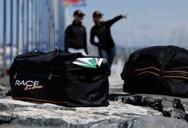 Парусные сумки